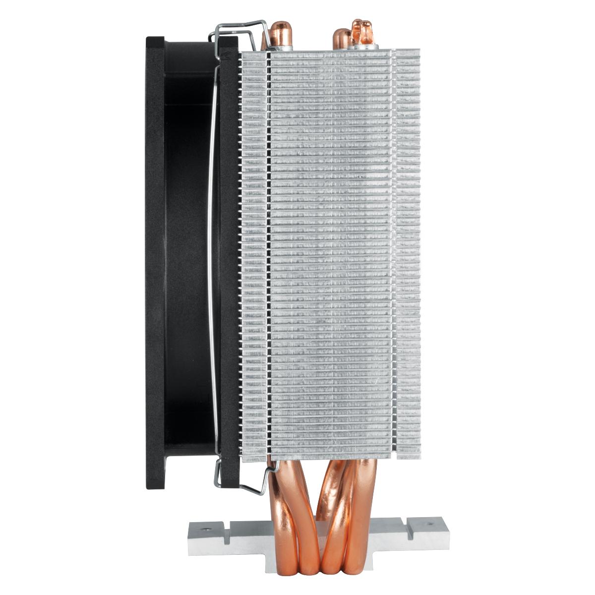 Tower CPU-Kühler mit 120 mm P-Lüfter ARCTIC Freezer 34 Seitenansicht