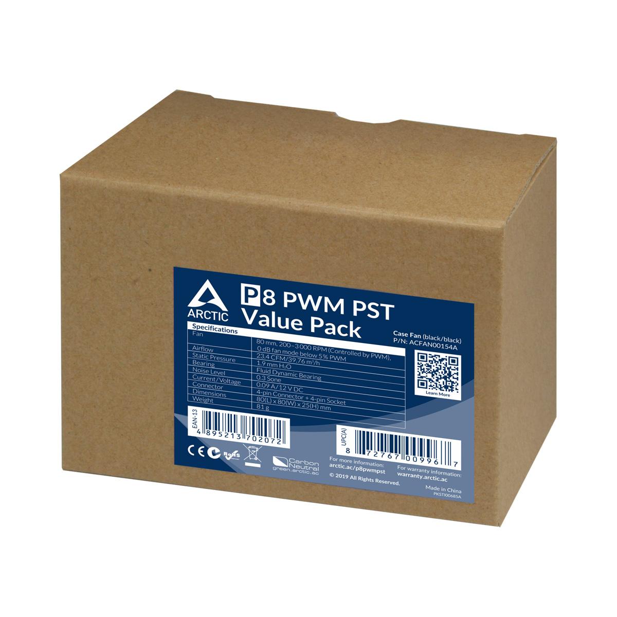 P8 PWM PST