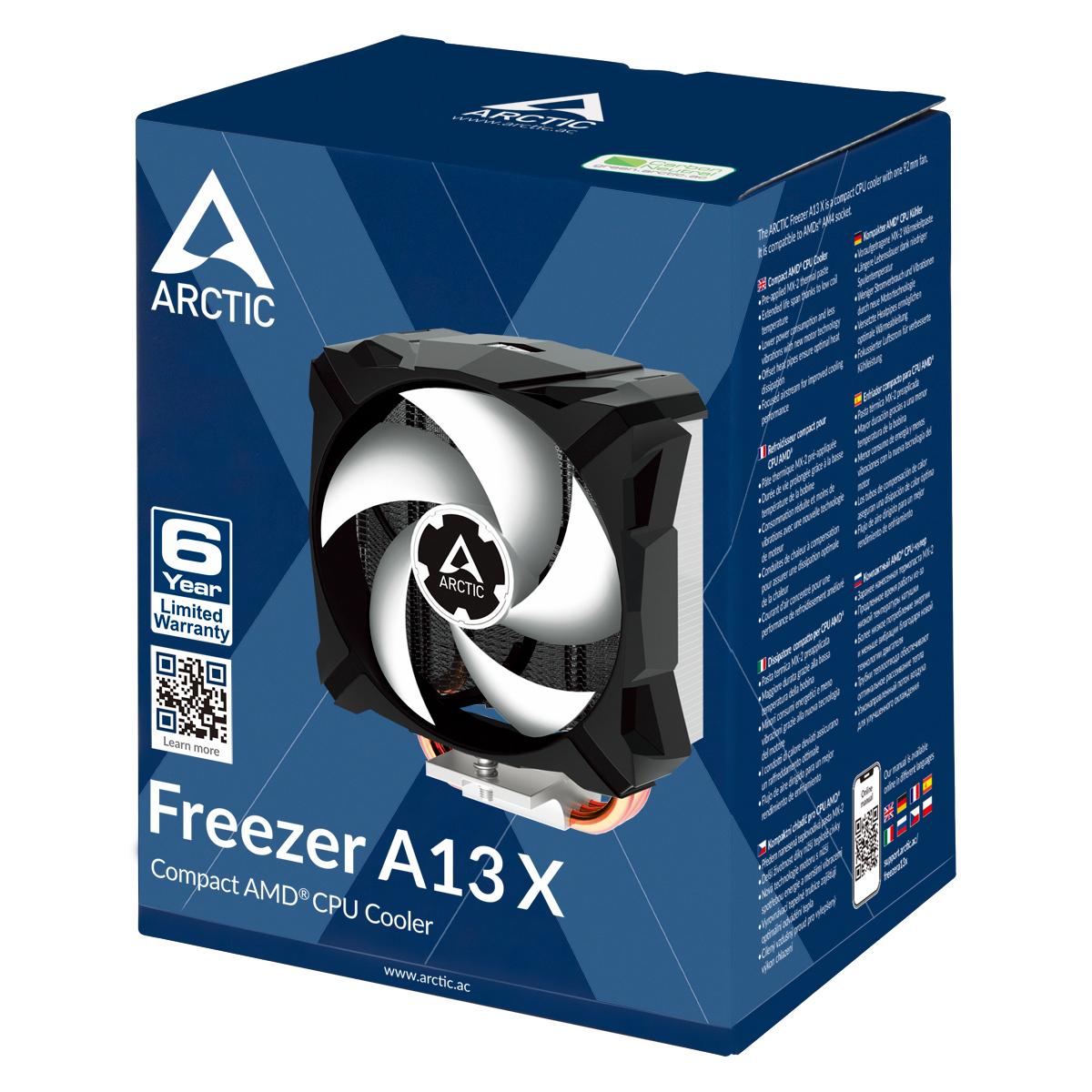 Freezer A13 X