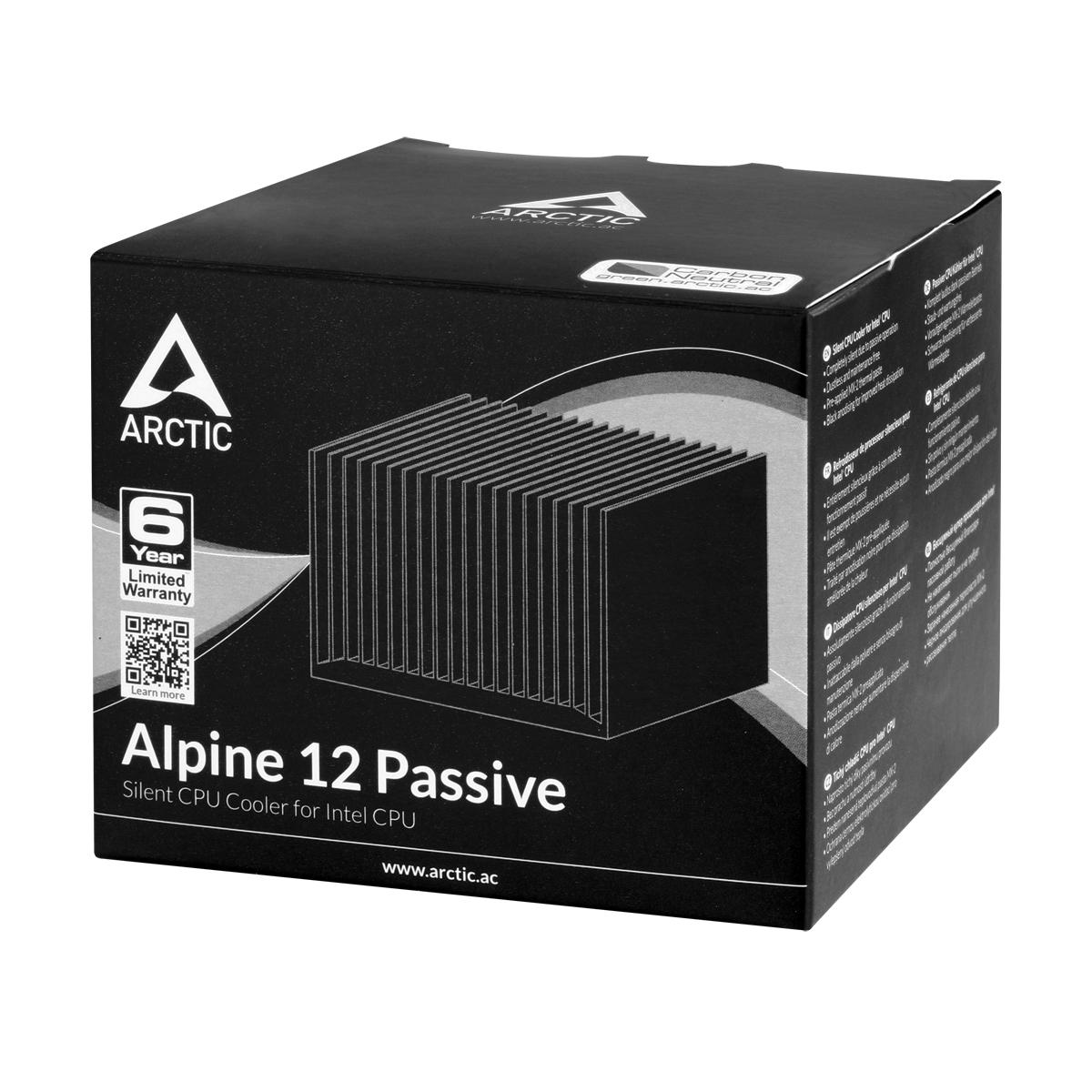 Alpine 12 Passive