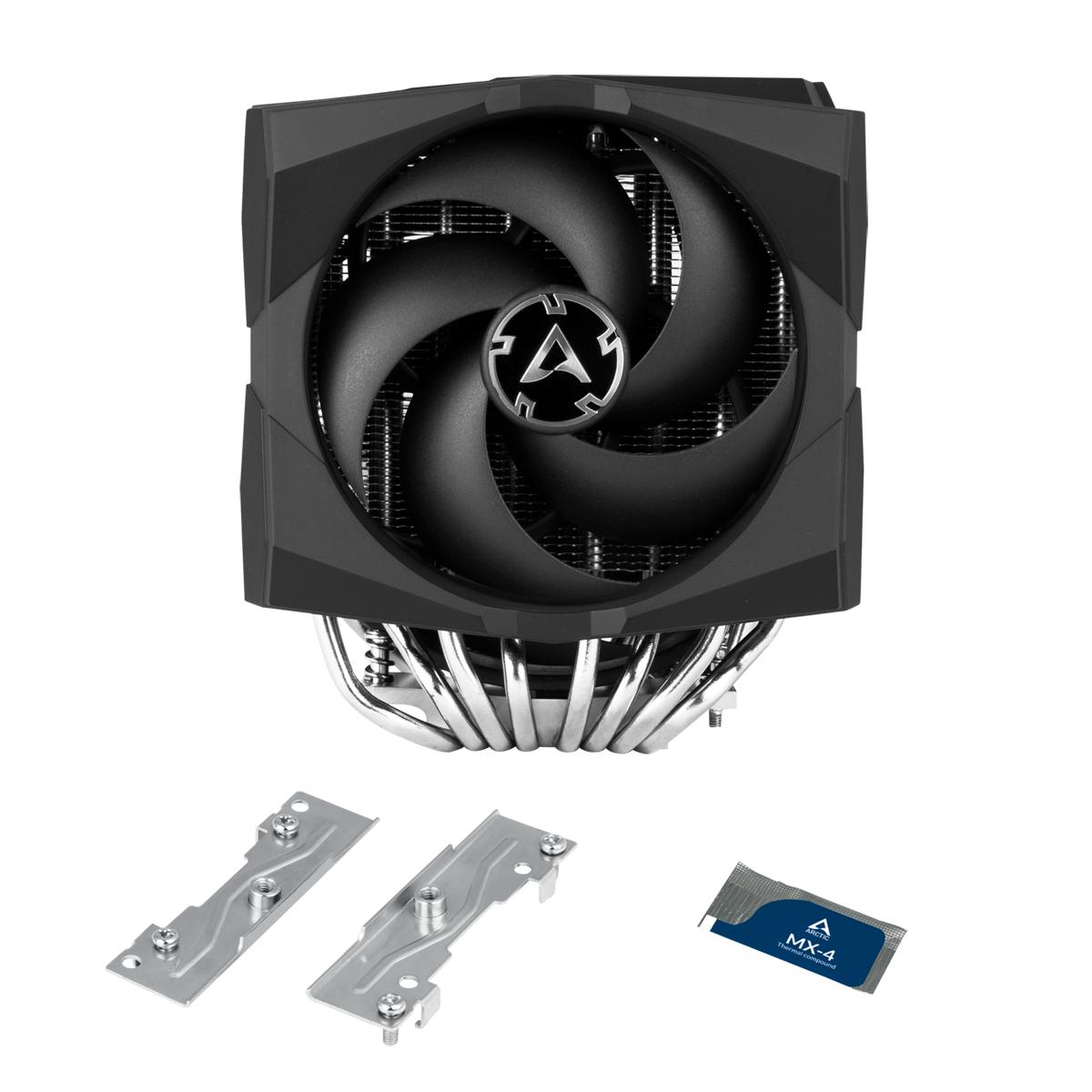 Dual Tower CPU-Kühler für AMD Ryzen™ Threadripper™ ARCTIC Freezer 50 TR Verpackungsinhalt