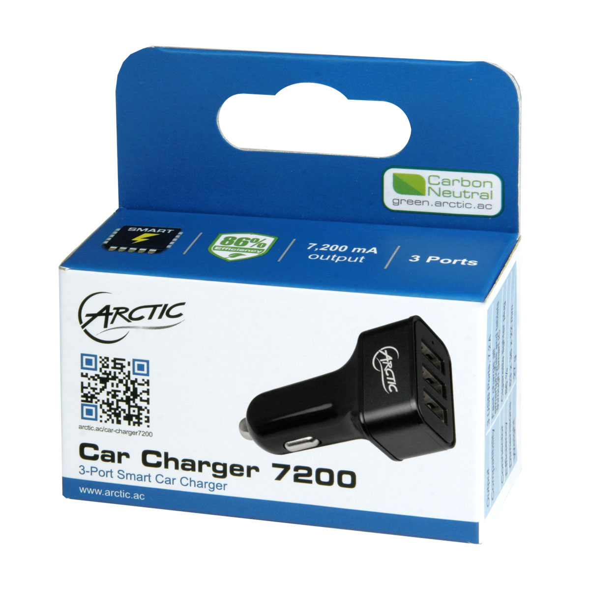 Car Charger 7200