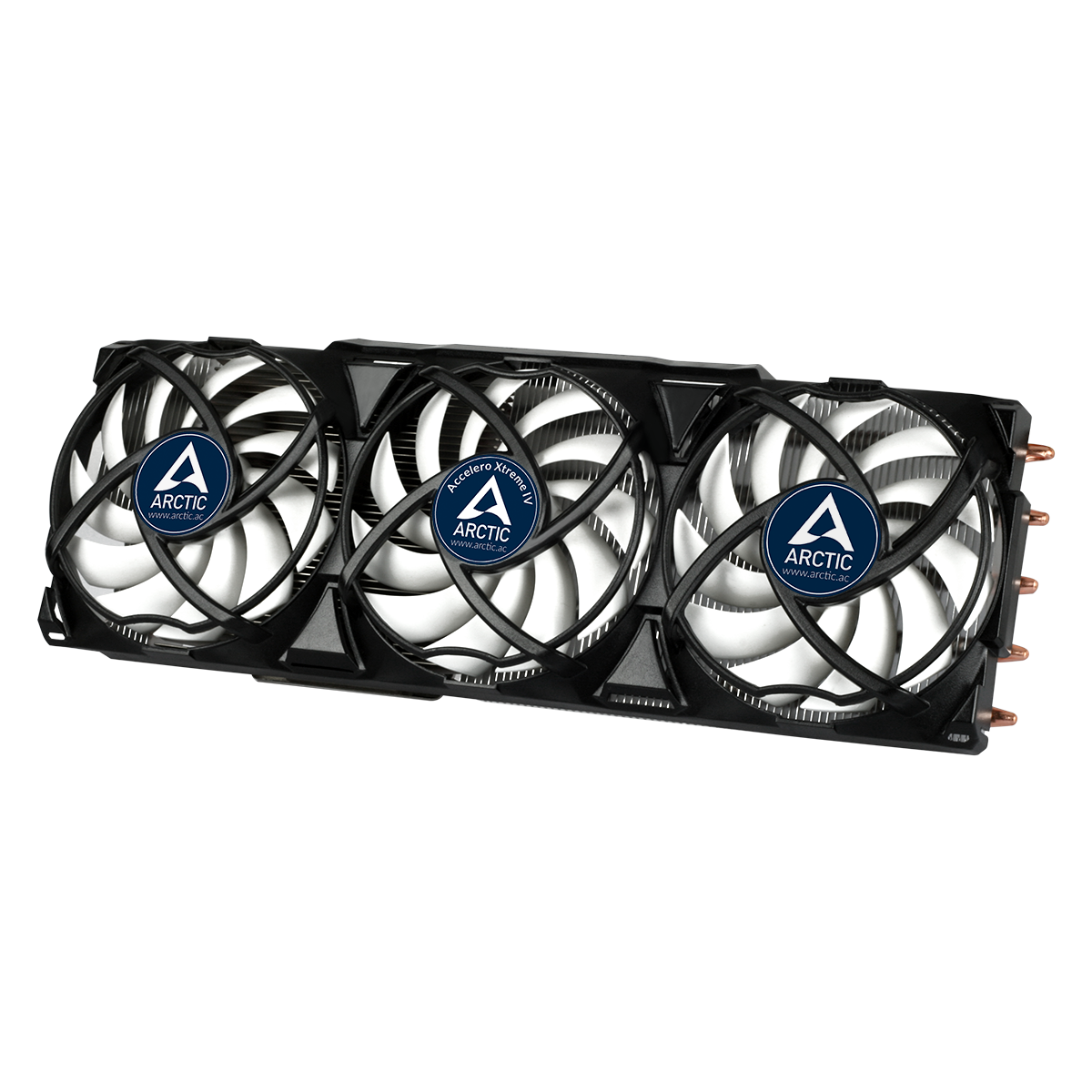 High-End VGA Cooler with Backside Cooler ARCTIC Accelero Xtreme IV