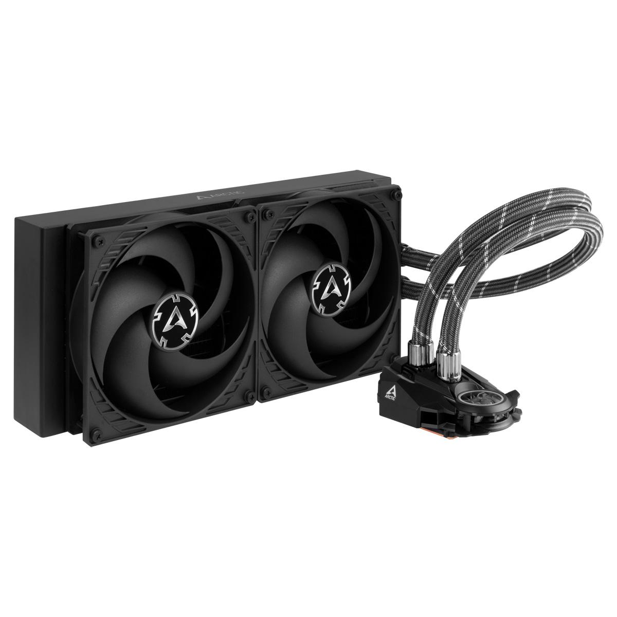 Multi-Compatible AiO CPU Water Cooler ARCTIC Liquid Freezer II 280