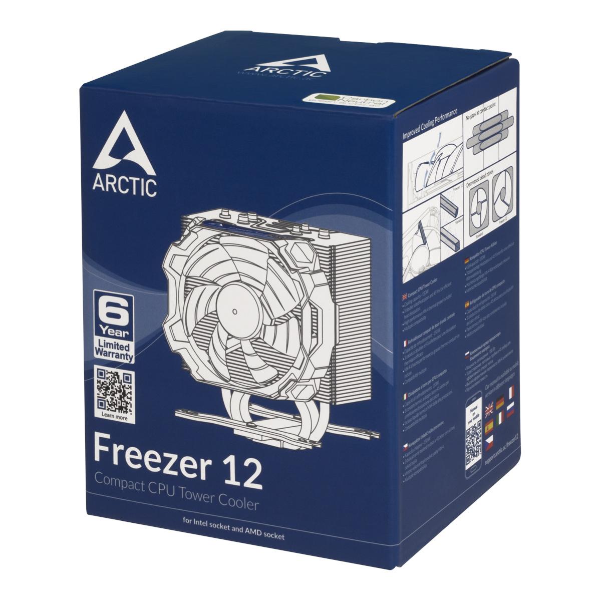Freezer 12