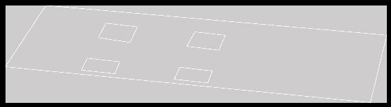 VGA Backside Cooler - Protective Film
