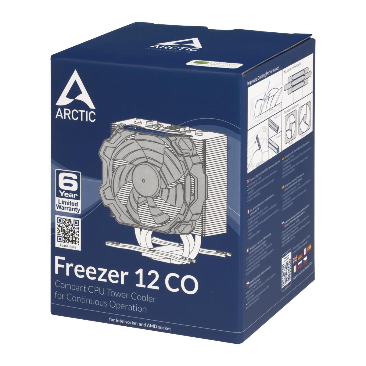 Freezer 12 CO