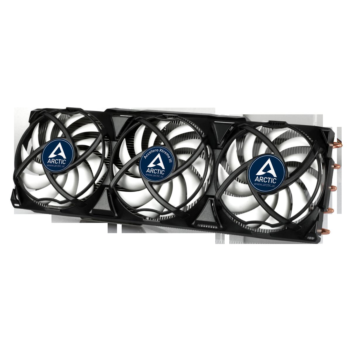 High-End VGA Cooler for AMD/NVIDIA ARCTIC Accelero Xtreme III