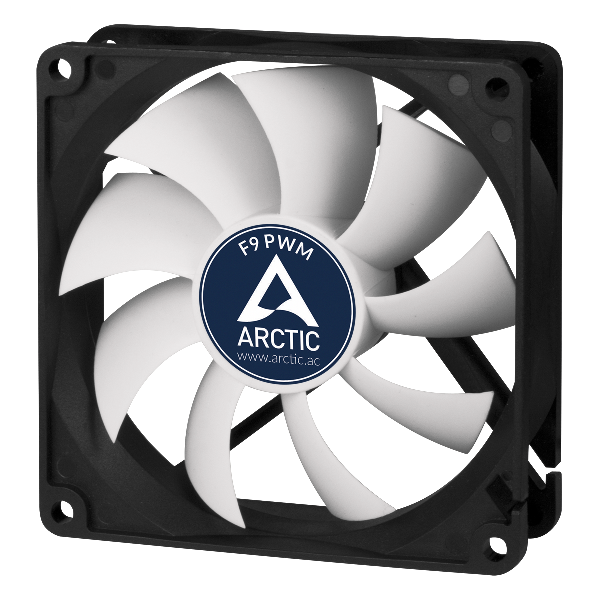 92 mm 4-Pin Case Fan with PWM ARCTIC F9 PWM