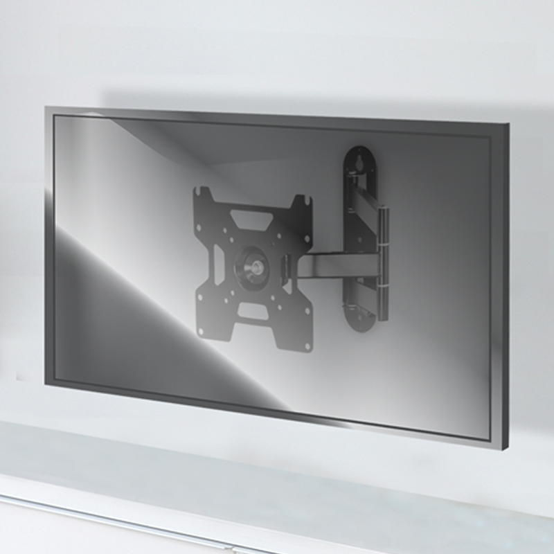 TV Wall Mounting ARCTIC TV Flex S with a Variable Wall Distance