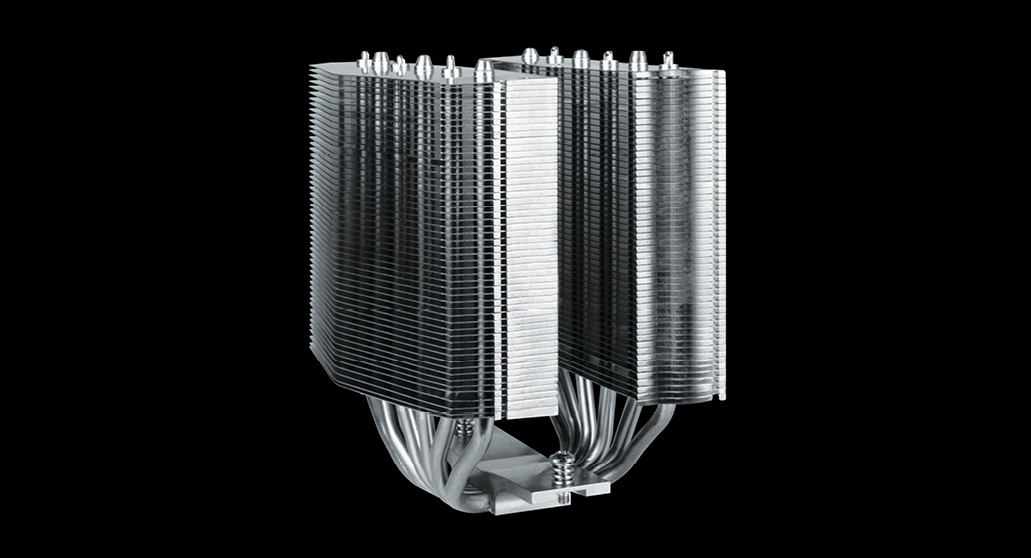 Multi Compatible Dual Tower CPU Cooler ARCTIC Freezer 50 Dual Tower Design