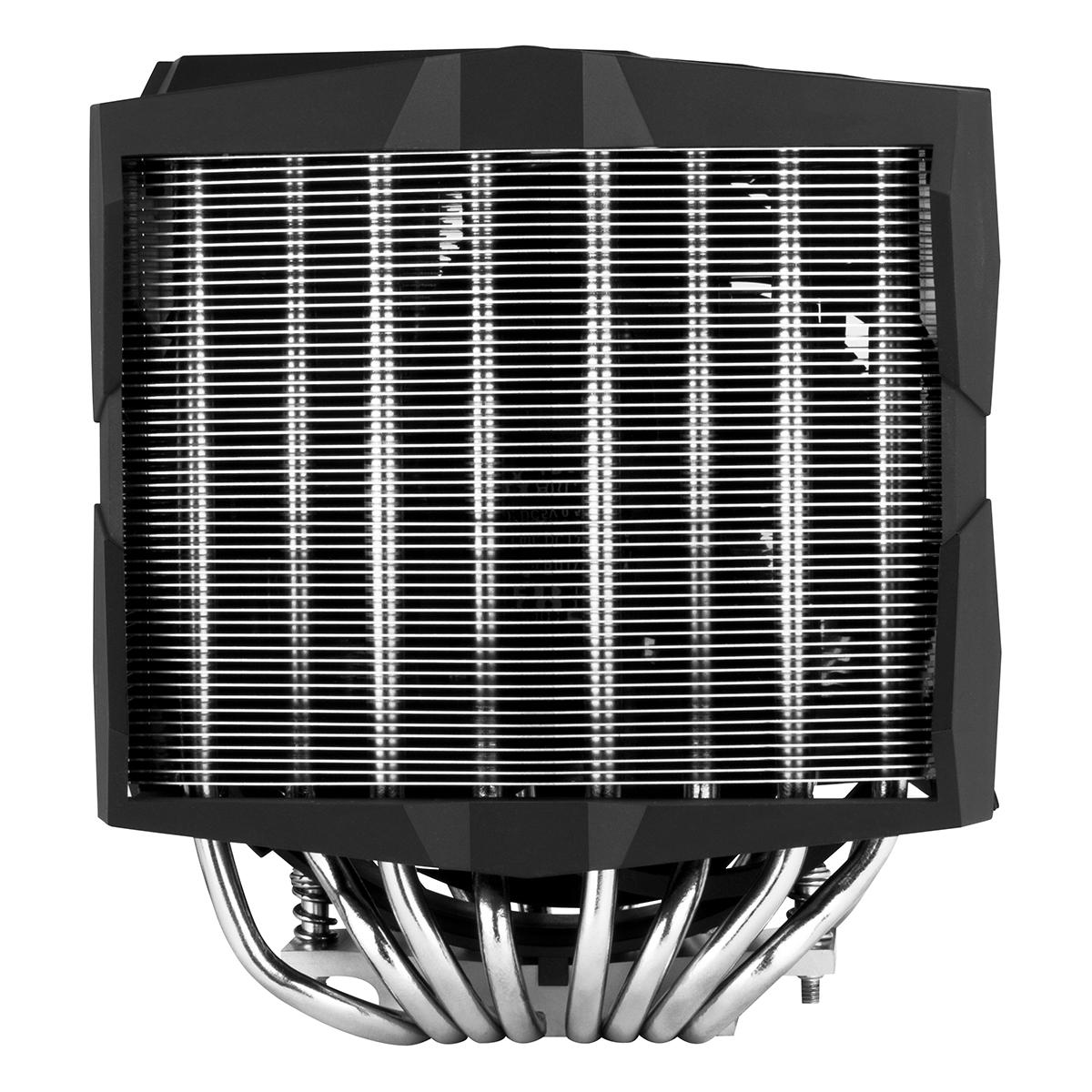 Dual Tower CPU-Kühler für AMD Ryzen™ Threadripper™ ARCTIC Freezer 50 TR Rückansicht