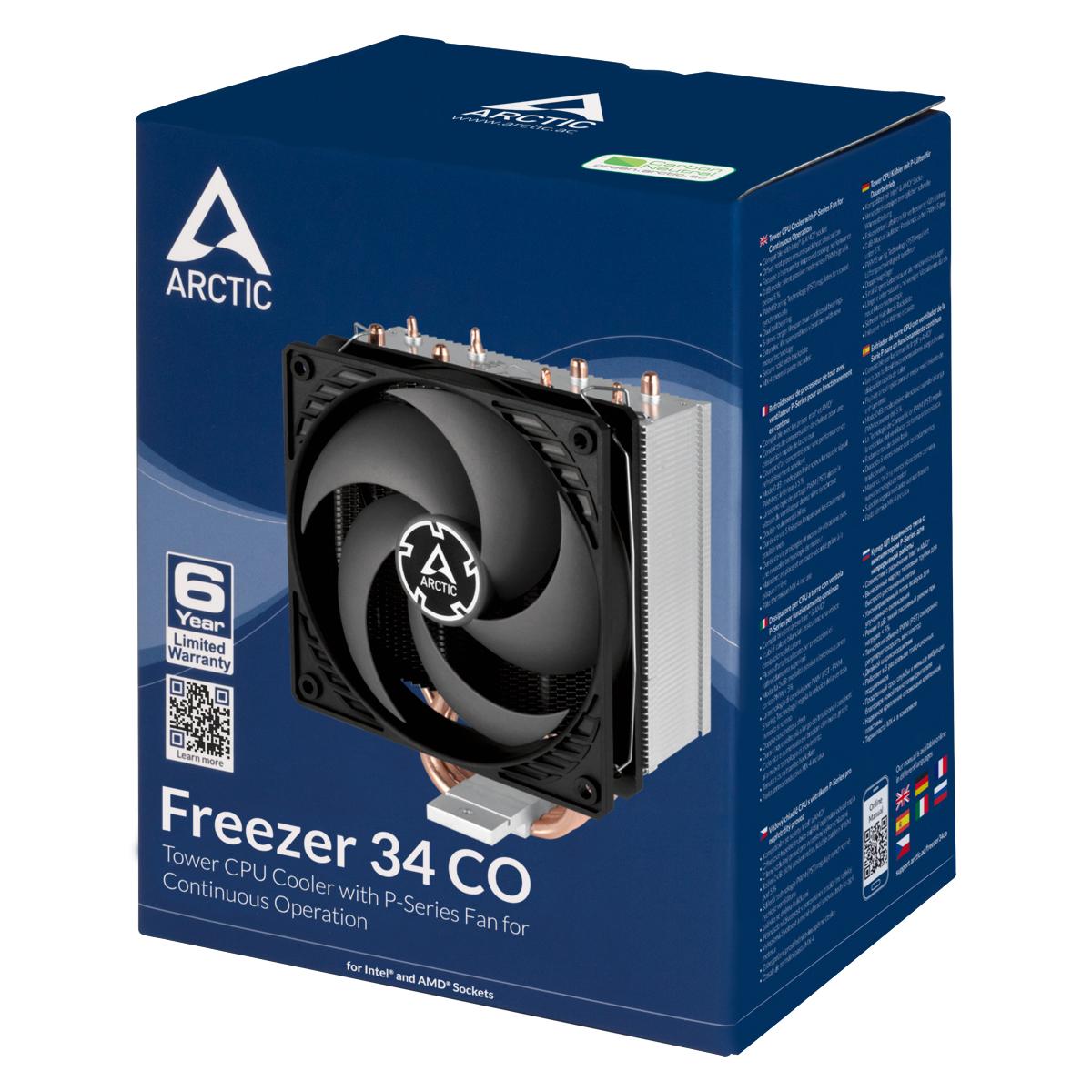 Freezer 34 CO