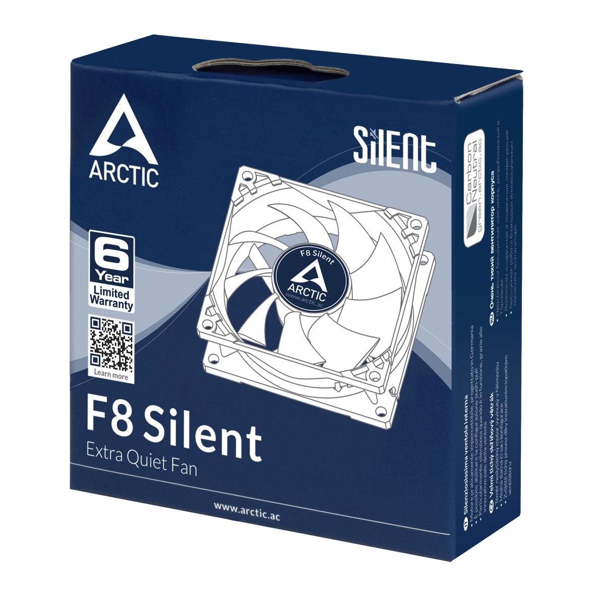 F8 Silent