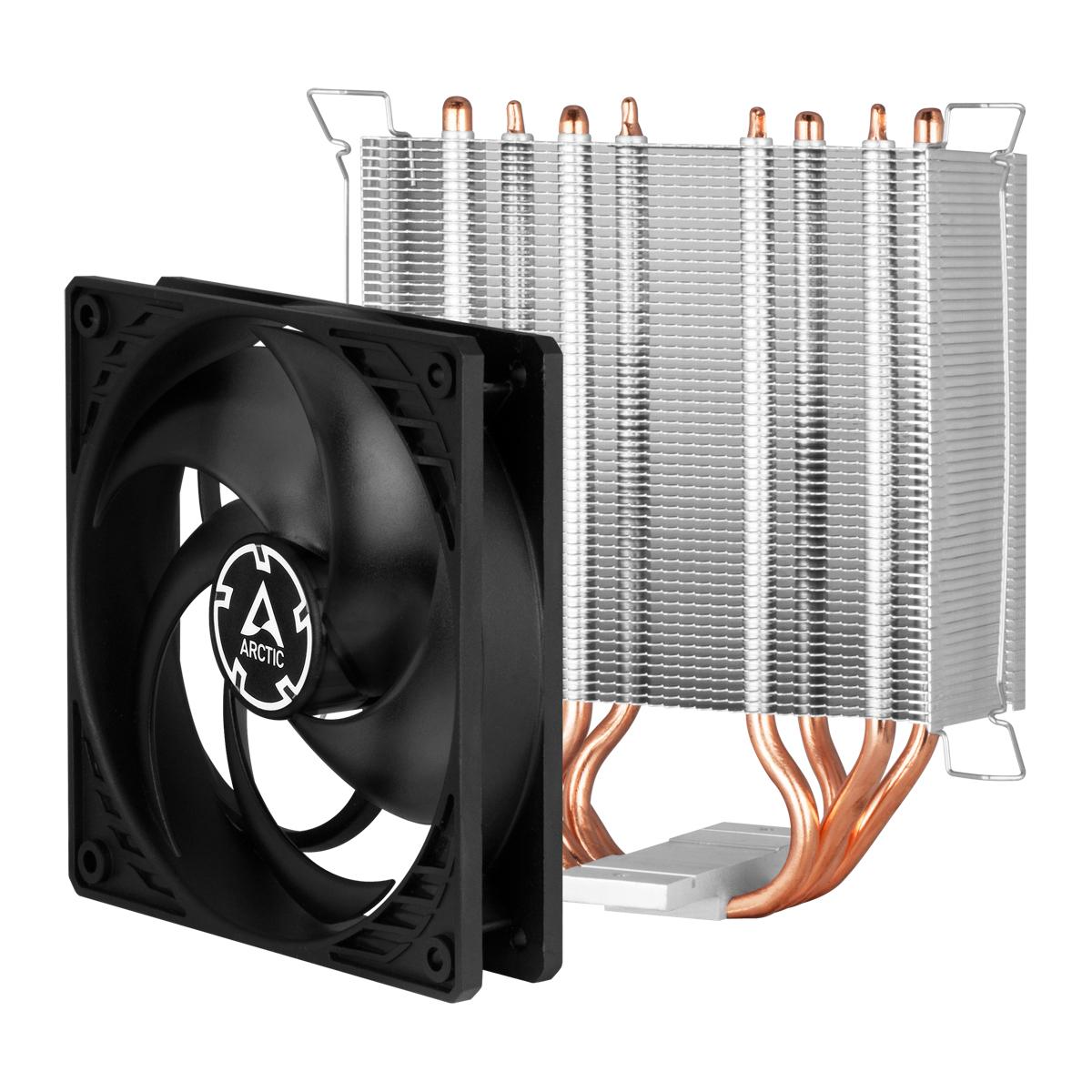 Tower CPU-Kühler mit 120 mm P-Lüfter ARCTIC Freezer 34 Lüfter und Kühlblock separiert