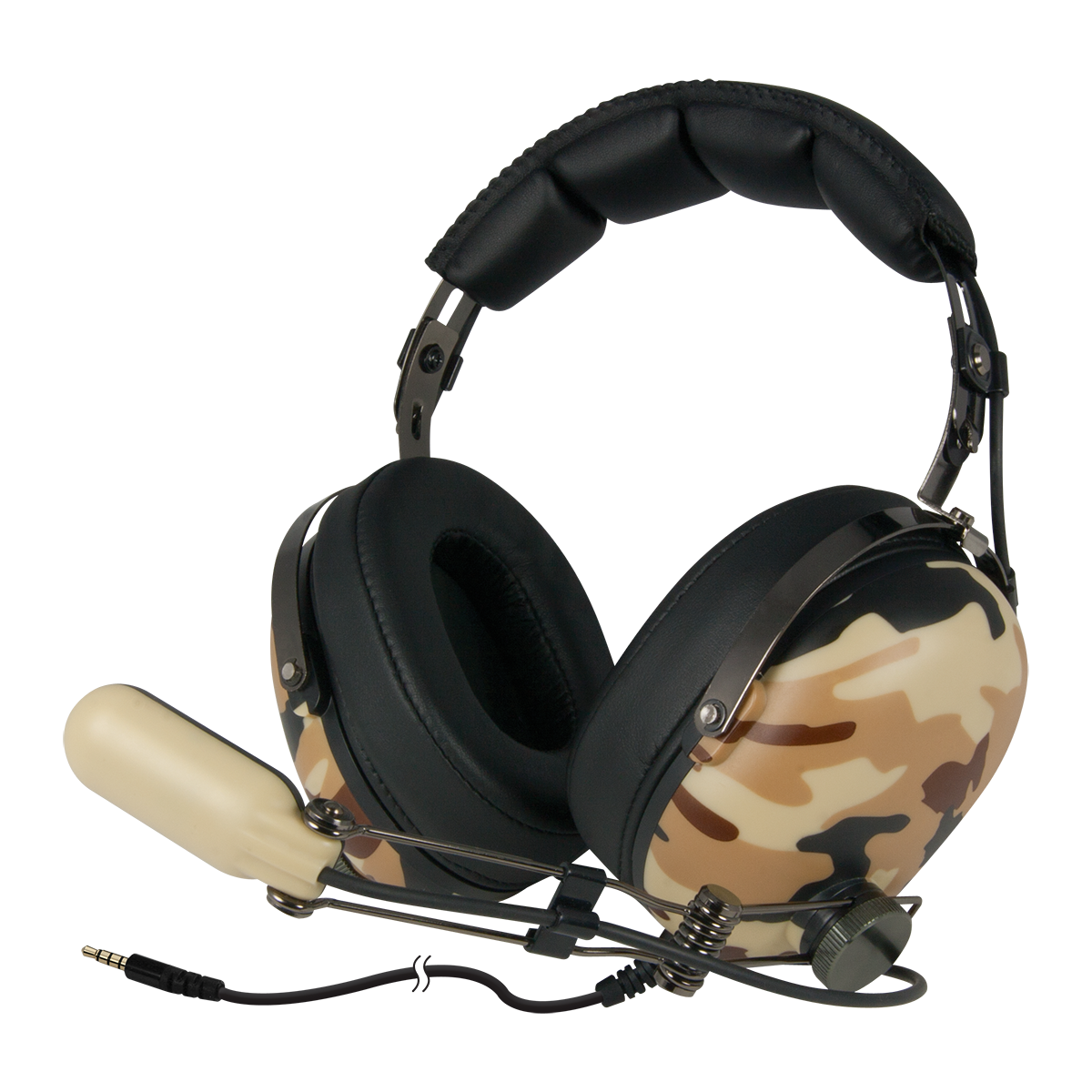 Stereo Gaming Headset mit Gelenkmikrofon ARCTIC P533 Military