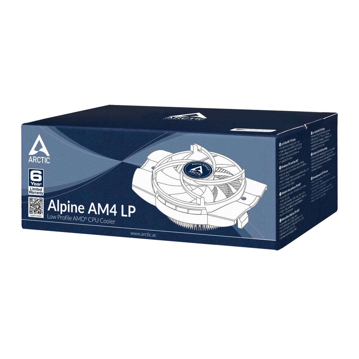 Alpine AM4 LP