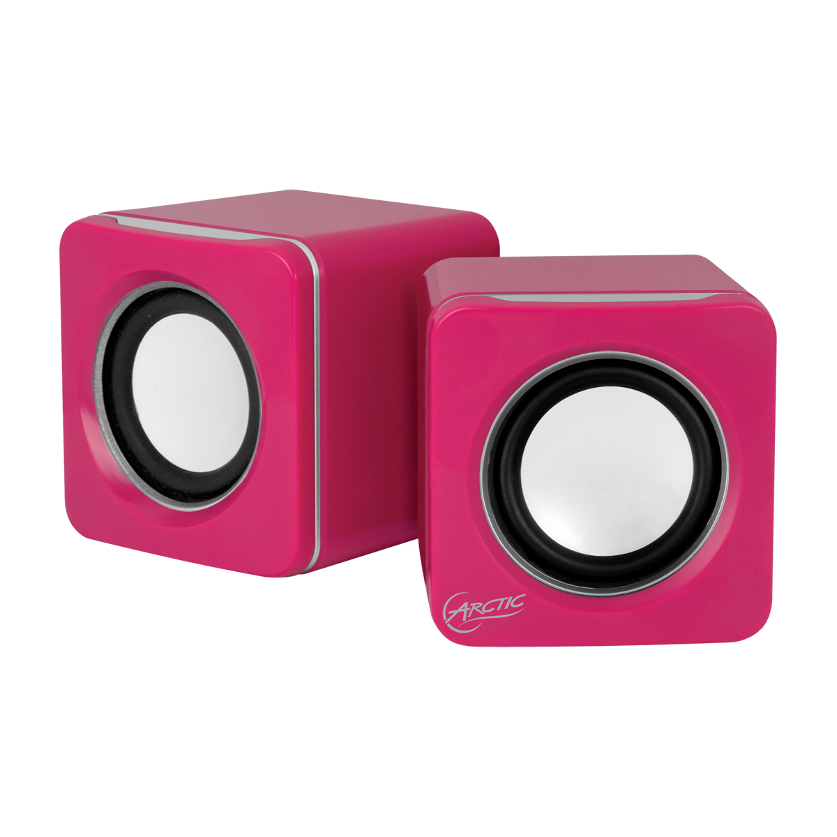 Mobile Mini Stereo-Lautsprecher ARCTIC S111 M | Pink