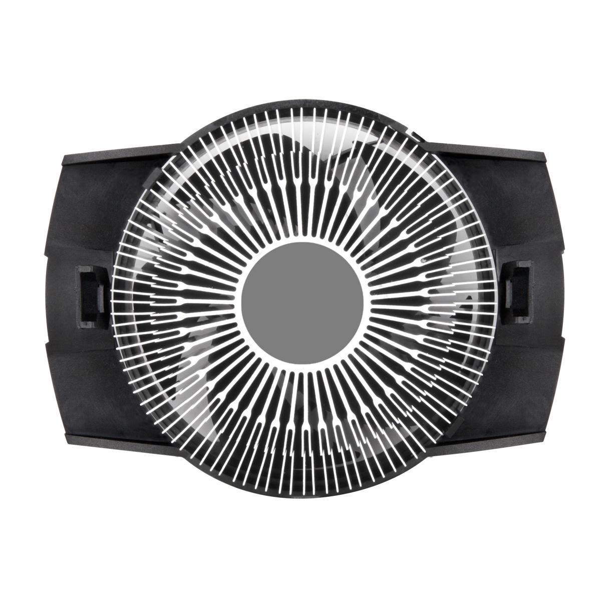Kompakter AMD CPU-Kühler für Dauerbetrieb ARCTIC Alpine AM4 CO Rückansicht