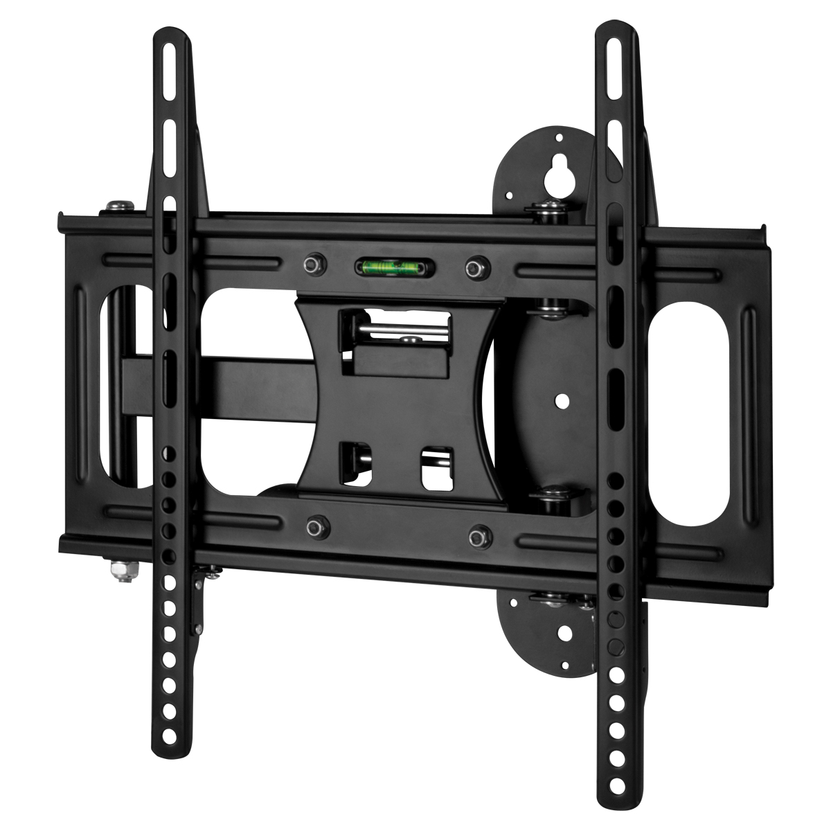 Full-Motion TV Wall Mount ARCTIC TV Flex M Folded Flat