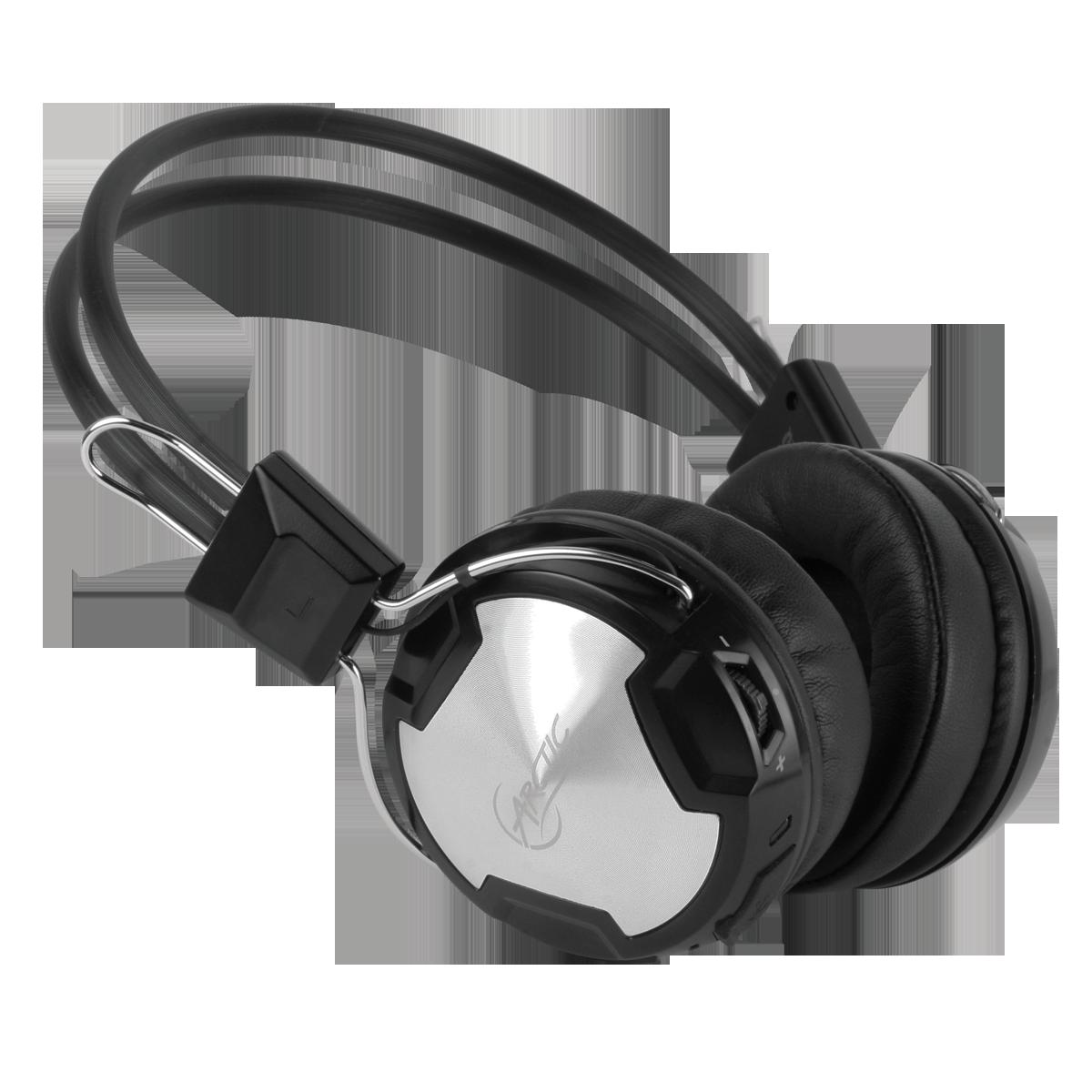 Bluetooth 3.0 Kopfhörer mit In-Line-Mikrofon ARCTIC P402 BT
