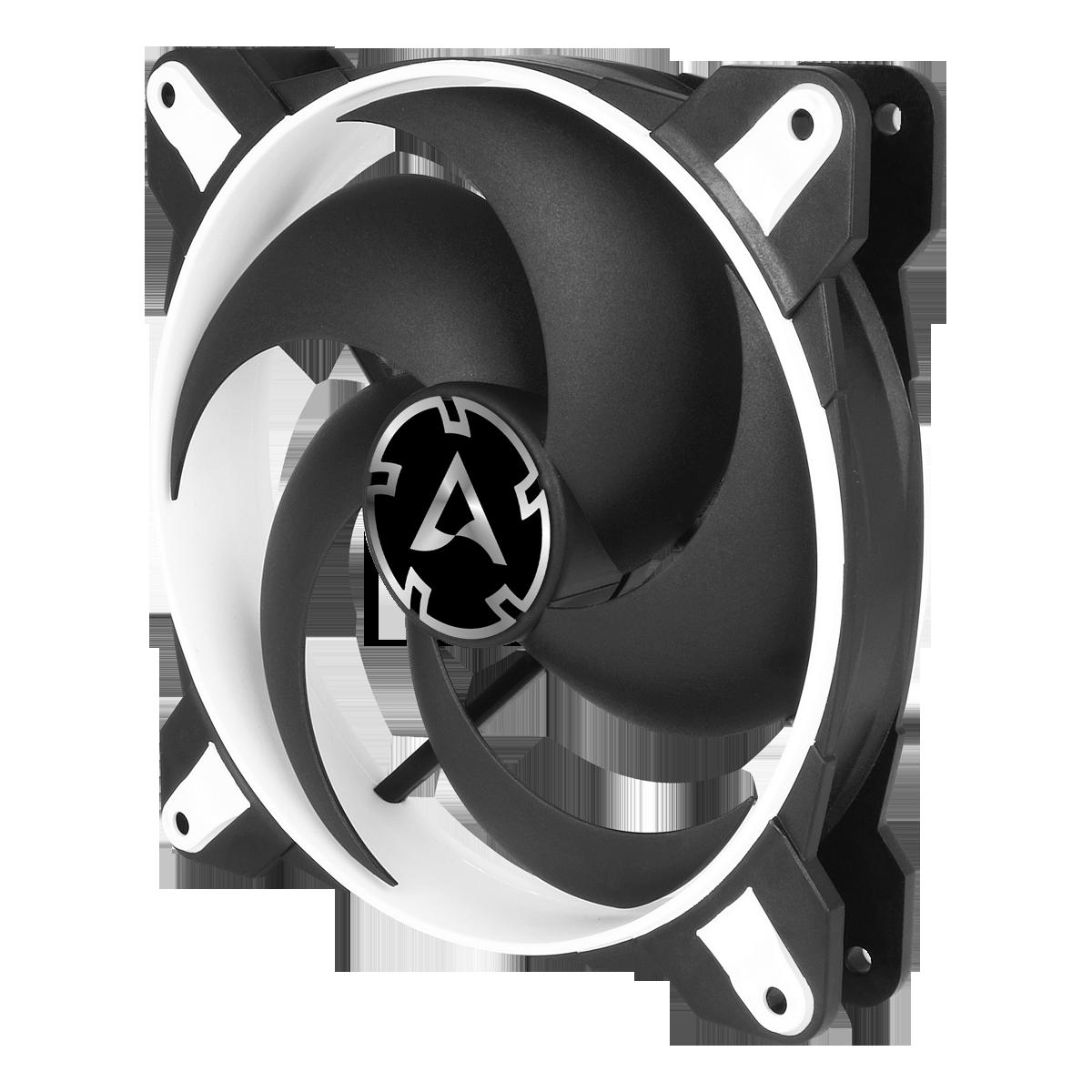 140 mm Gaminglüfter optimiert für statischen Druck ARCTIC BioniX P140 | Weiß