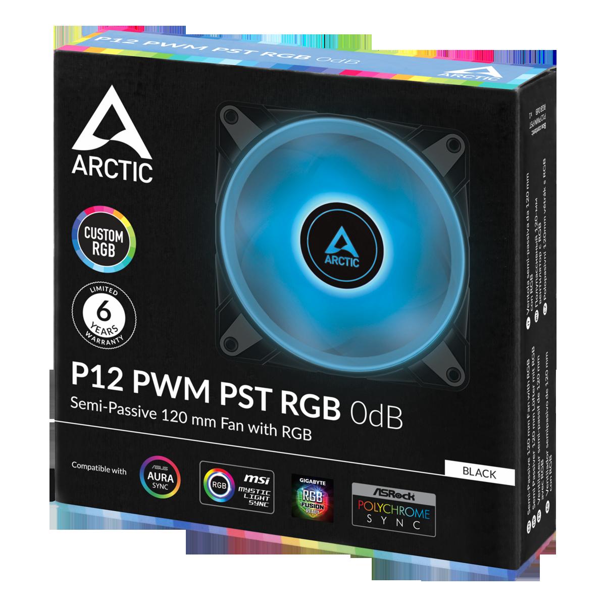 P12 PWM PST RGB 0dB