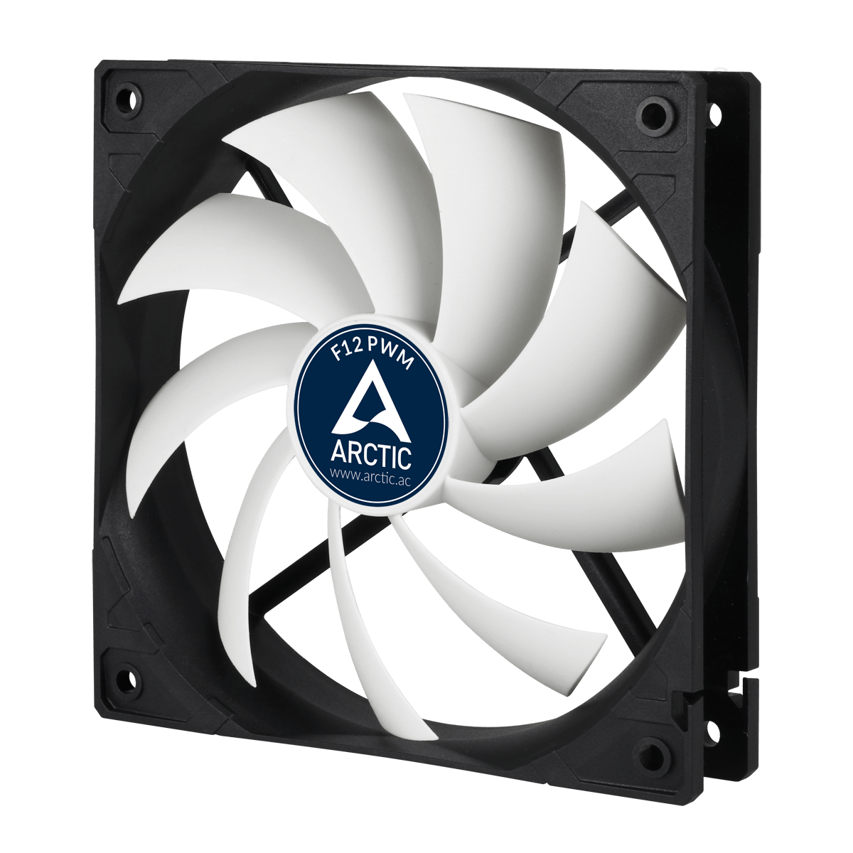 120 mm 4-Pin Case Fan with PWM ARCTIC F12 PWM