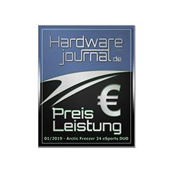 Hardware Journal award
