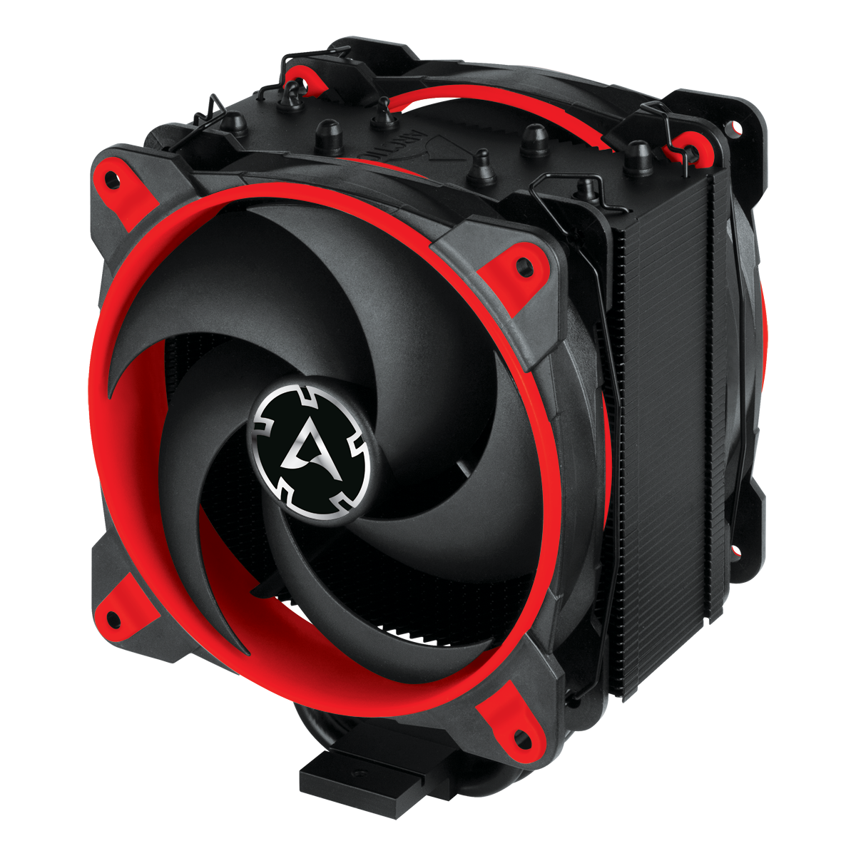 Tower CPU Cooler with Push-Pull Configuration ARCTIC Freezer 34 eSports DUO (Red)