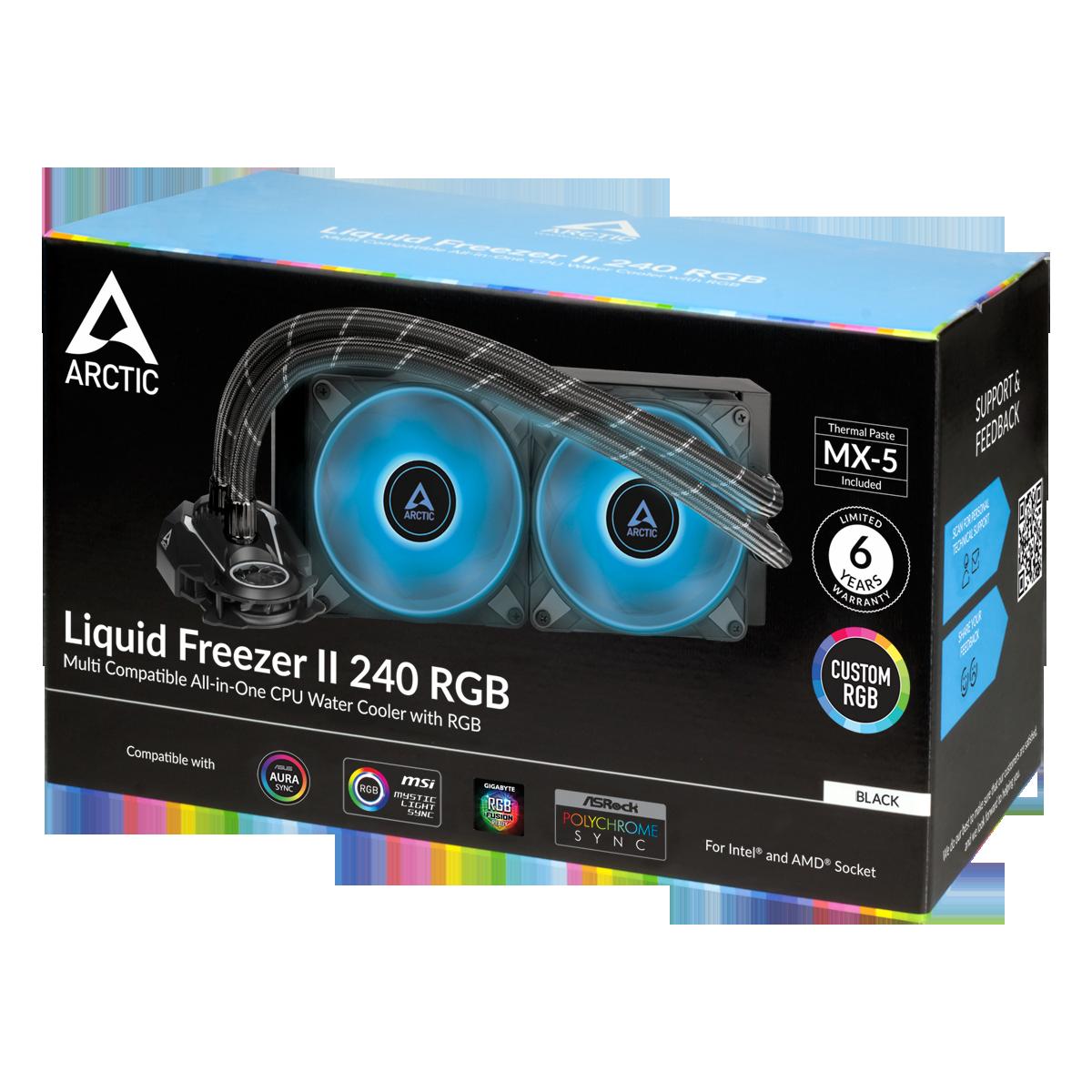 Liquid Freezer II 240 RGB