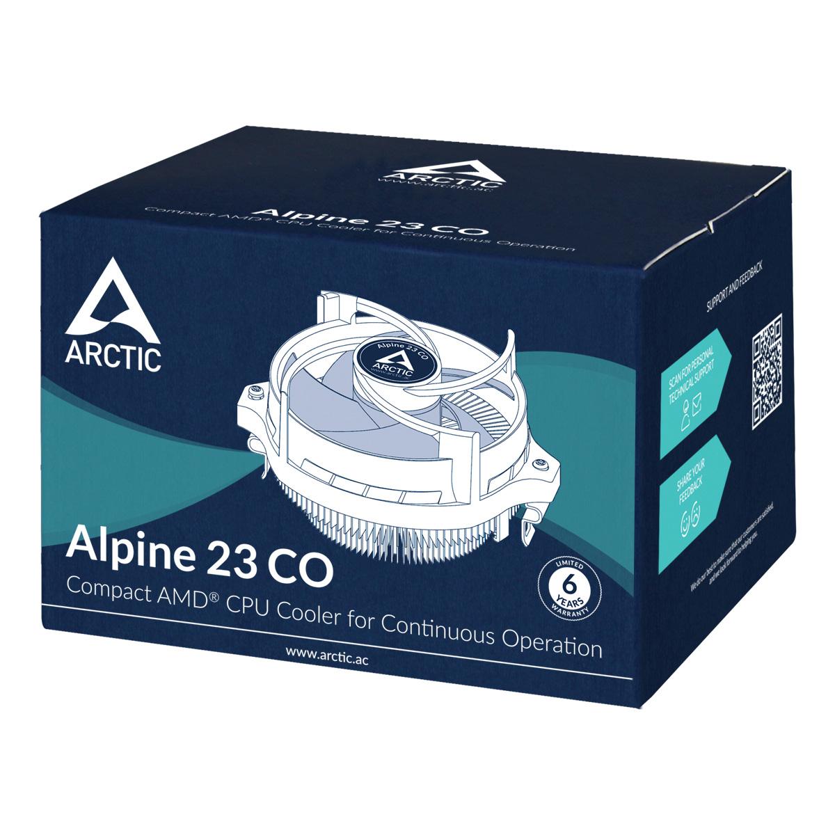 Alpine 23 CO