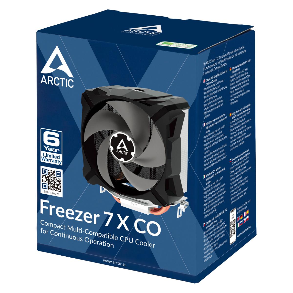 Freezer 7 X CO
