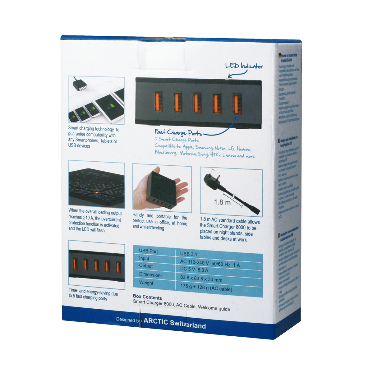 Smart Charger 8000