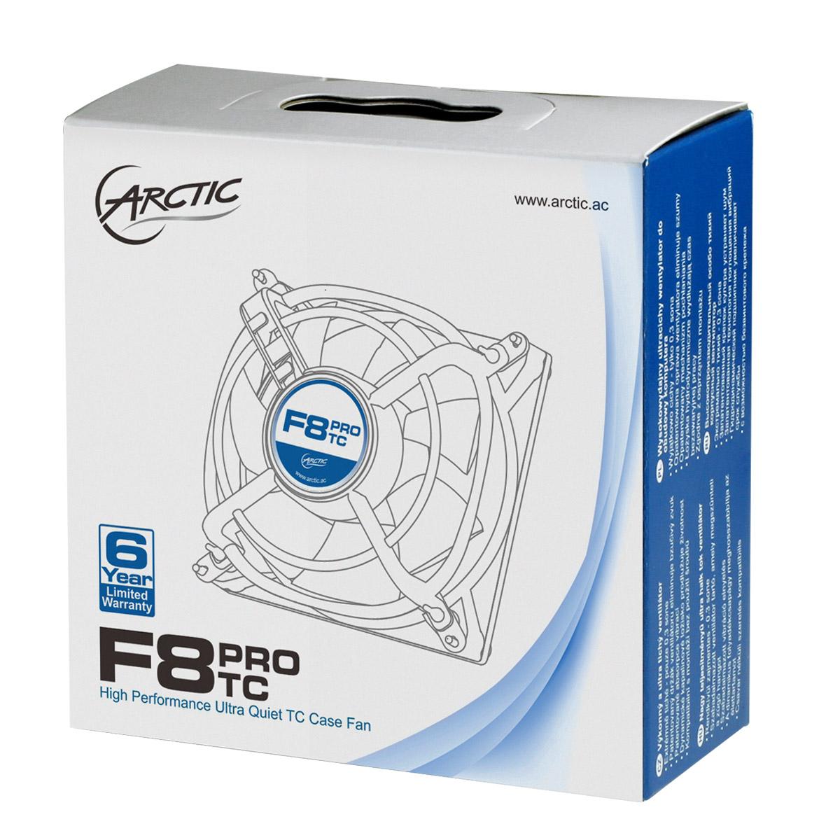 F8 Pro TC