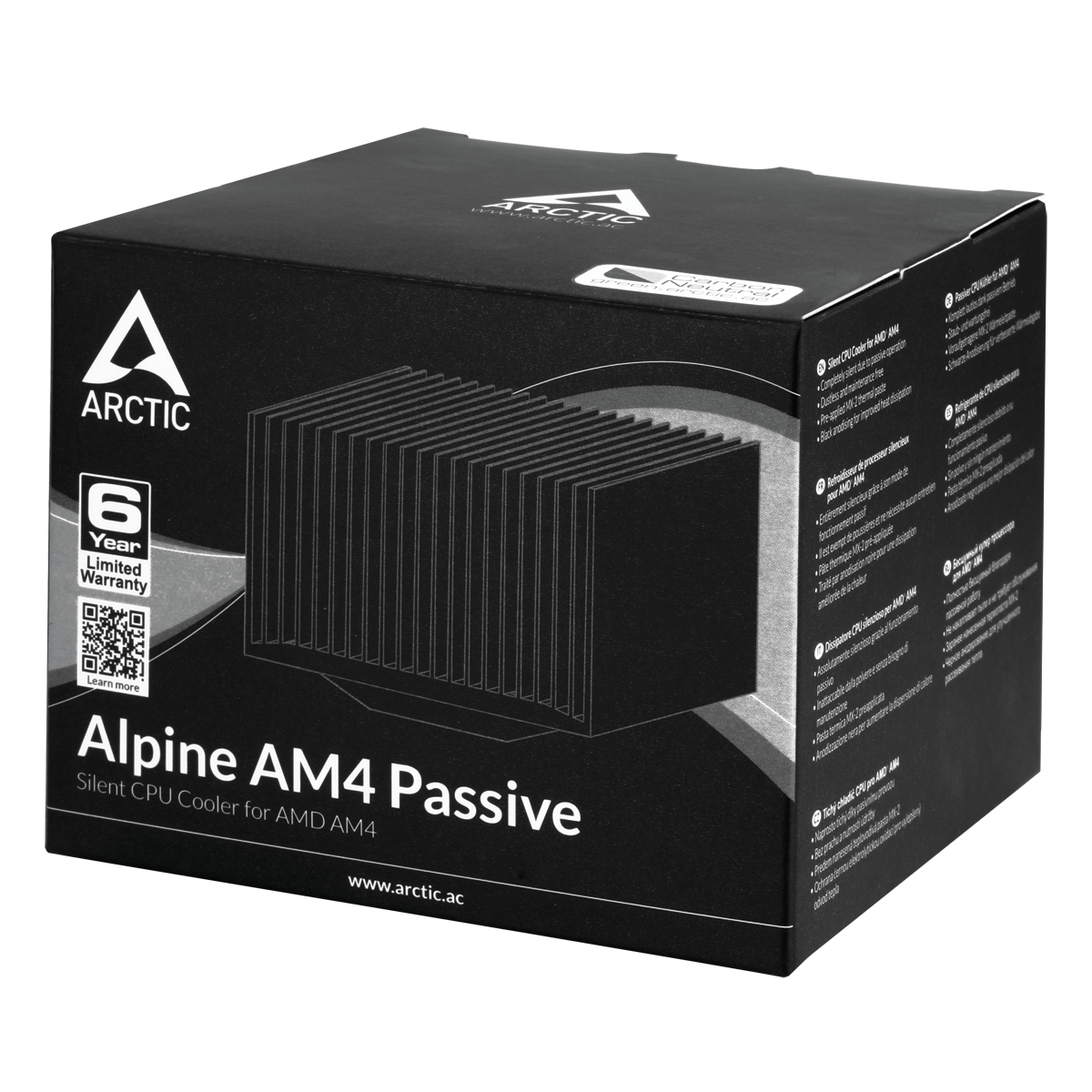 Alpine AM4 Passive