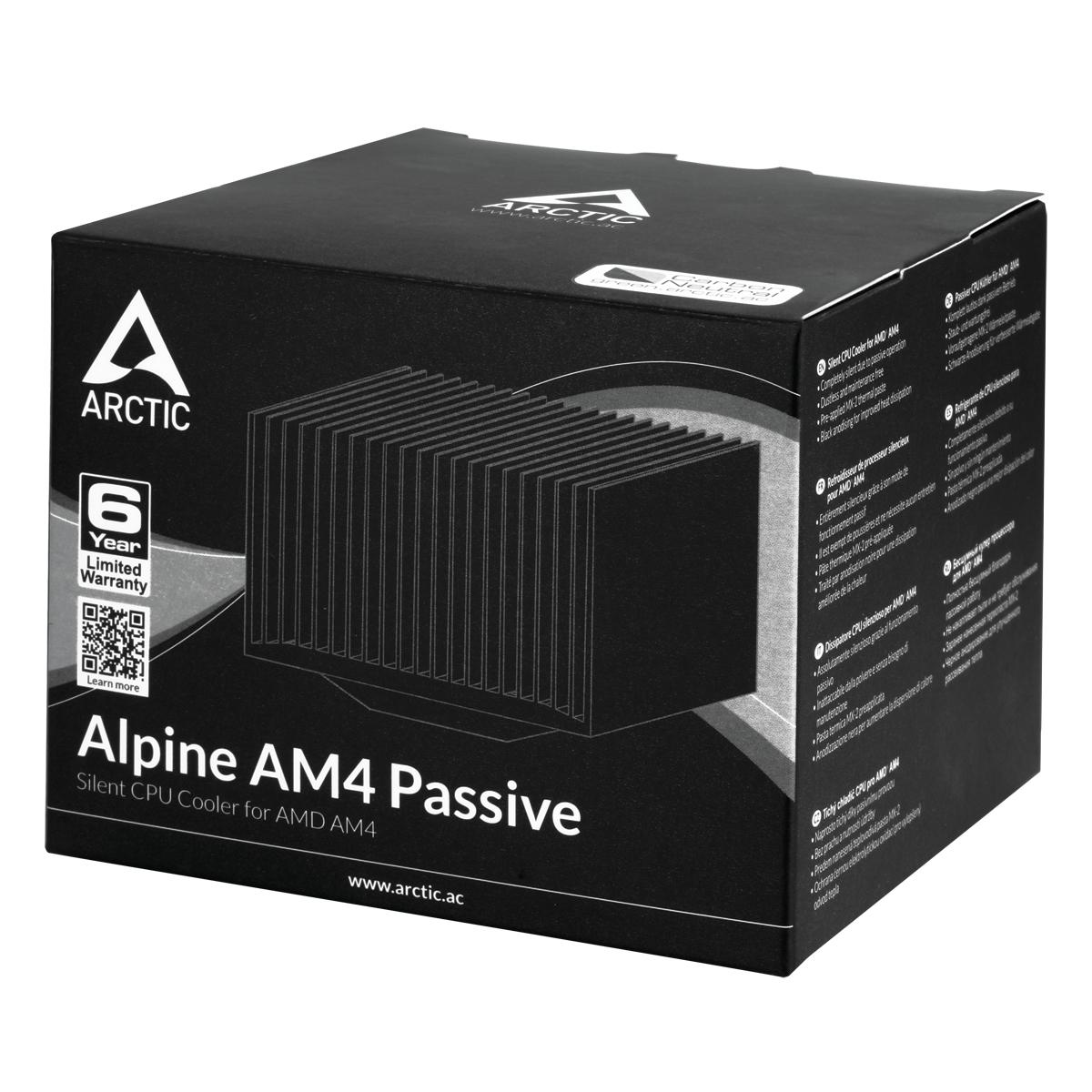 Alpine AM4 Passive