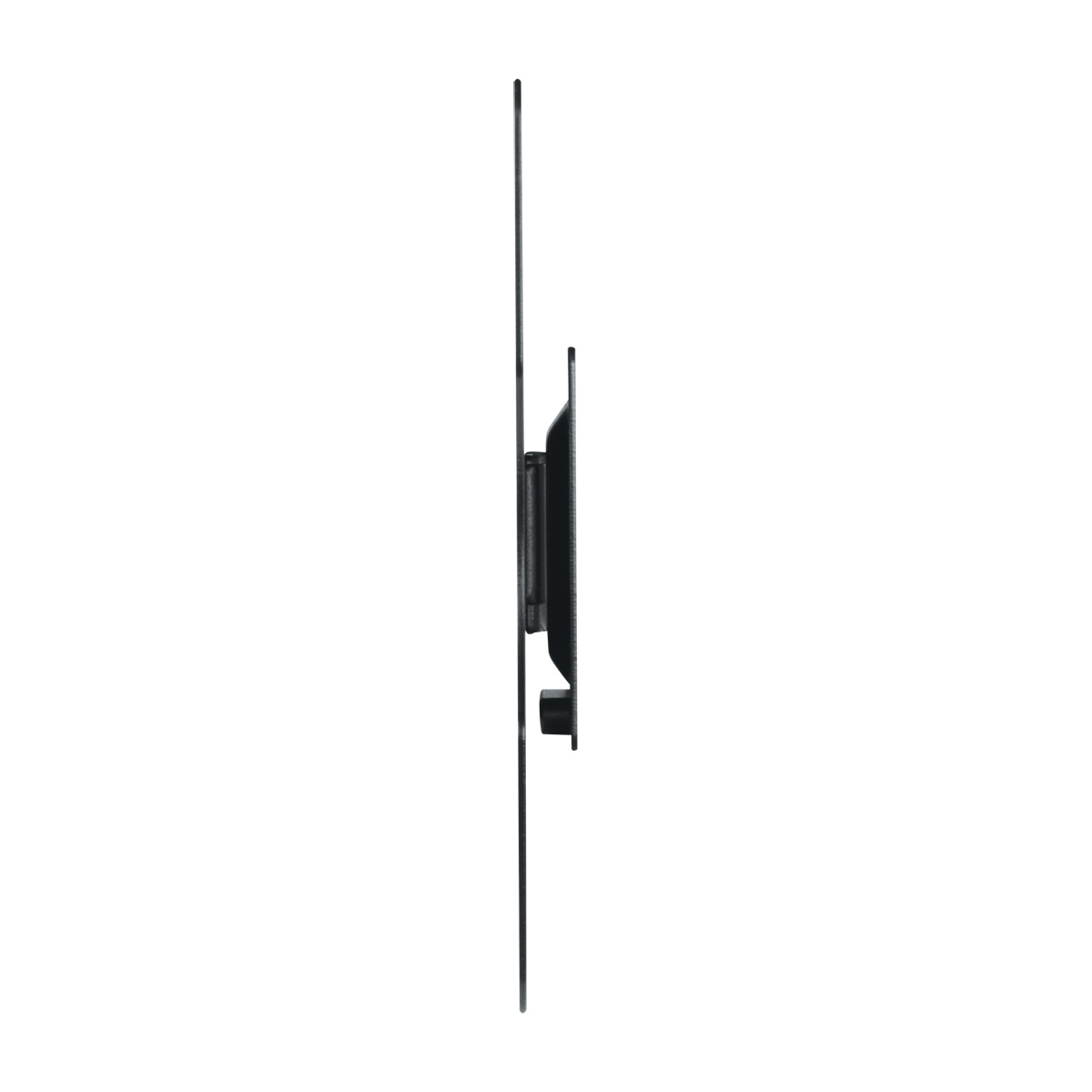 Slim TV Wall Mount ARCTIC TV Basic S Side View