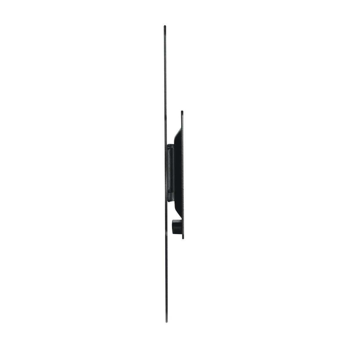 Flache TV-Wandhalterung ARCTIC TV Basic S Seitenansicht