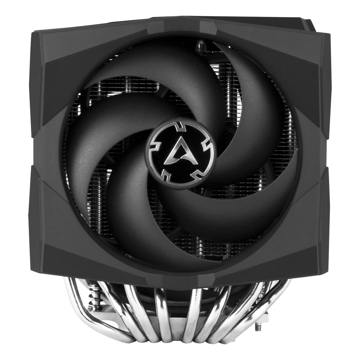 Dual Tower CPU-Kühler für AMD Ryzen™ Threadripper™ ARCTIC Freezer 50 TR Vorderansicht