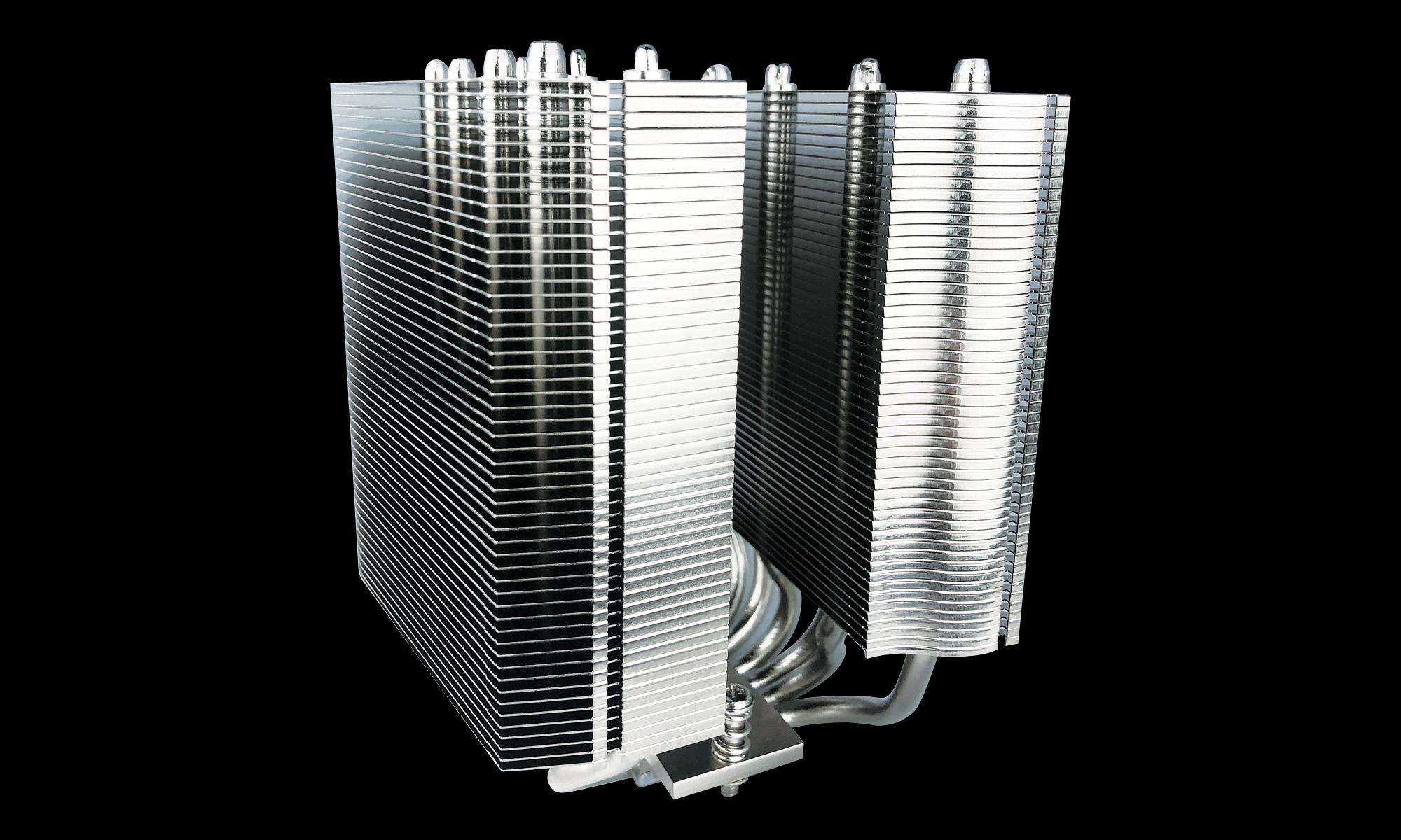 Dual Tower CPU-Kühler für AMD Ryzen™ Threadripper™ ARCTIC Freezer 50 TR Kühlkörper-Design