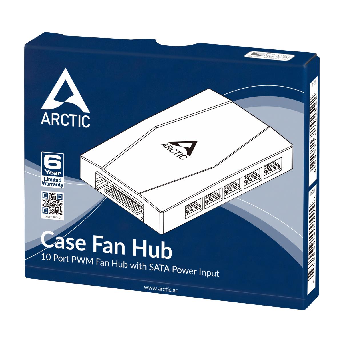 Case Fan Hub