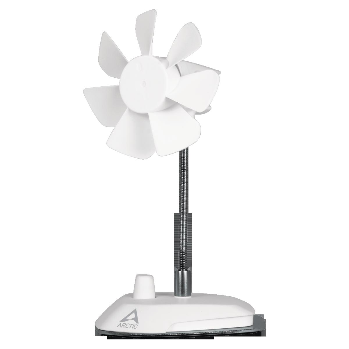 USB-Tischventilator ARCTIC Breeze Color   Weiß