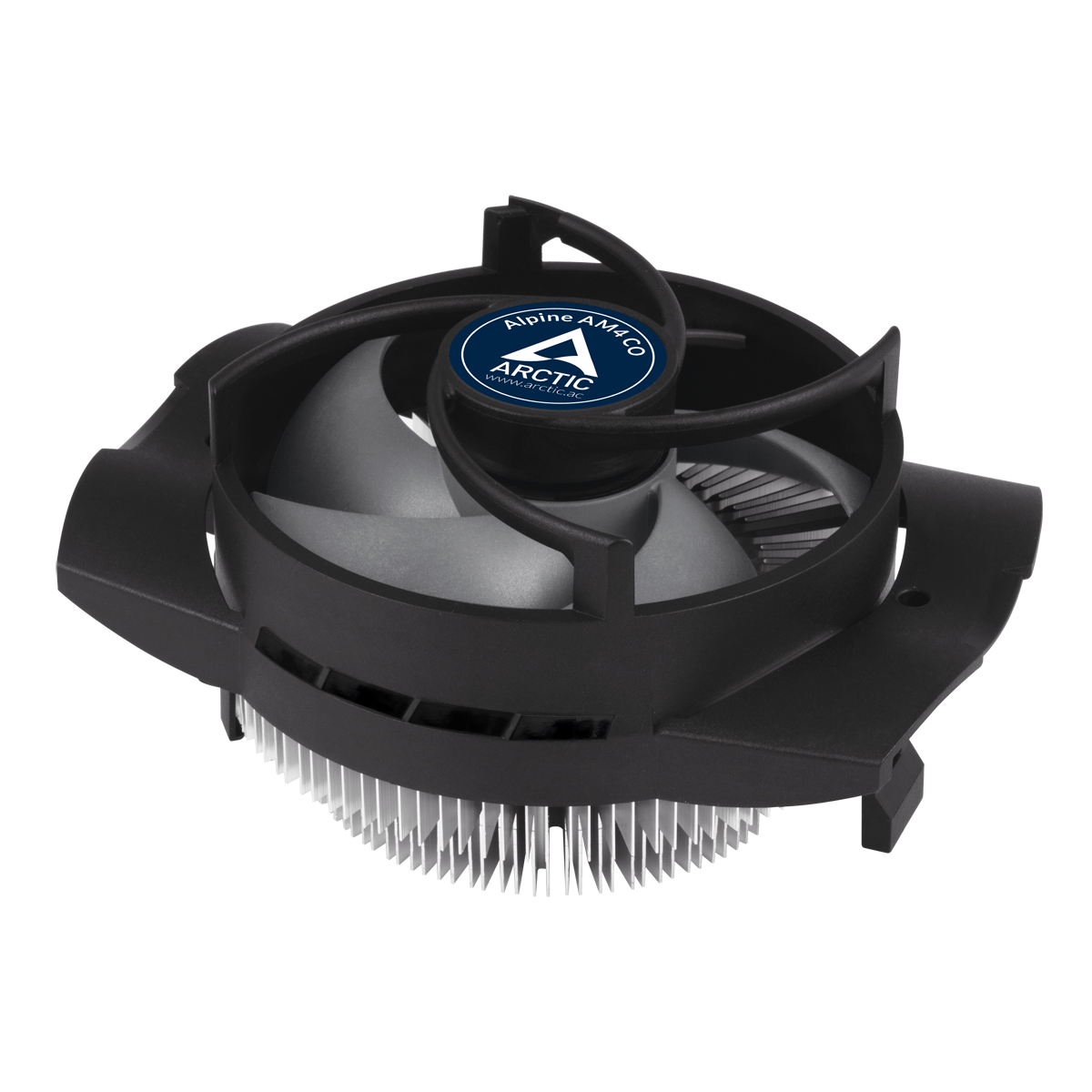 Compact AMD CPU Cooler for Continuous Operation ARCTIC Alpine AM4 CO