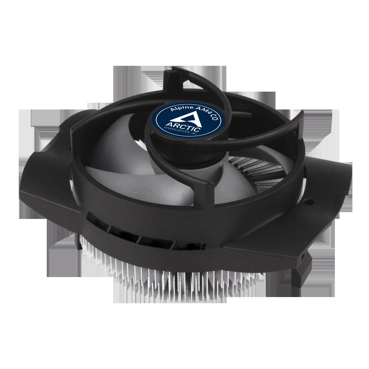 Kompakter AMD CPU-Kühler für Dauerbetrieb ARCTIC Alpine AM4 CO