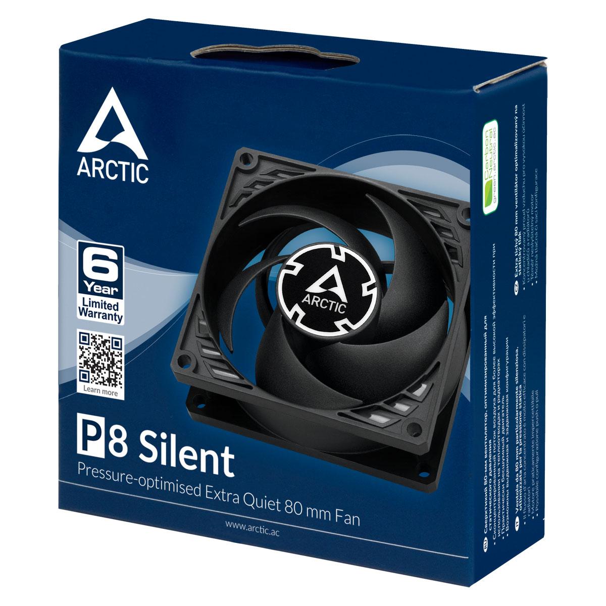 P8 Silent