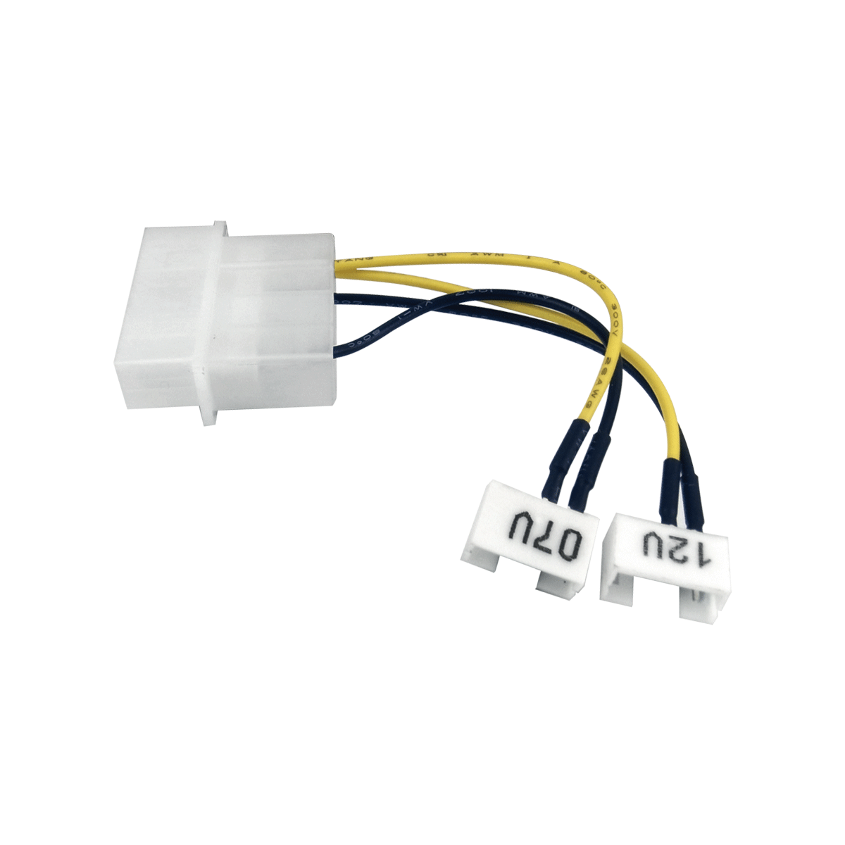 Molex to 7V and 12V GPU Adapter
