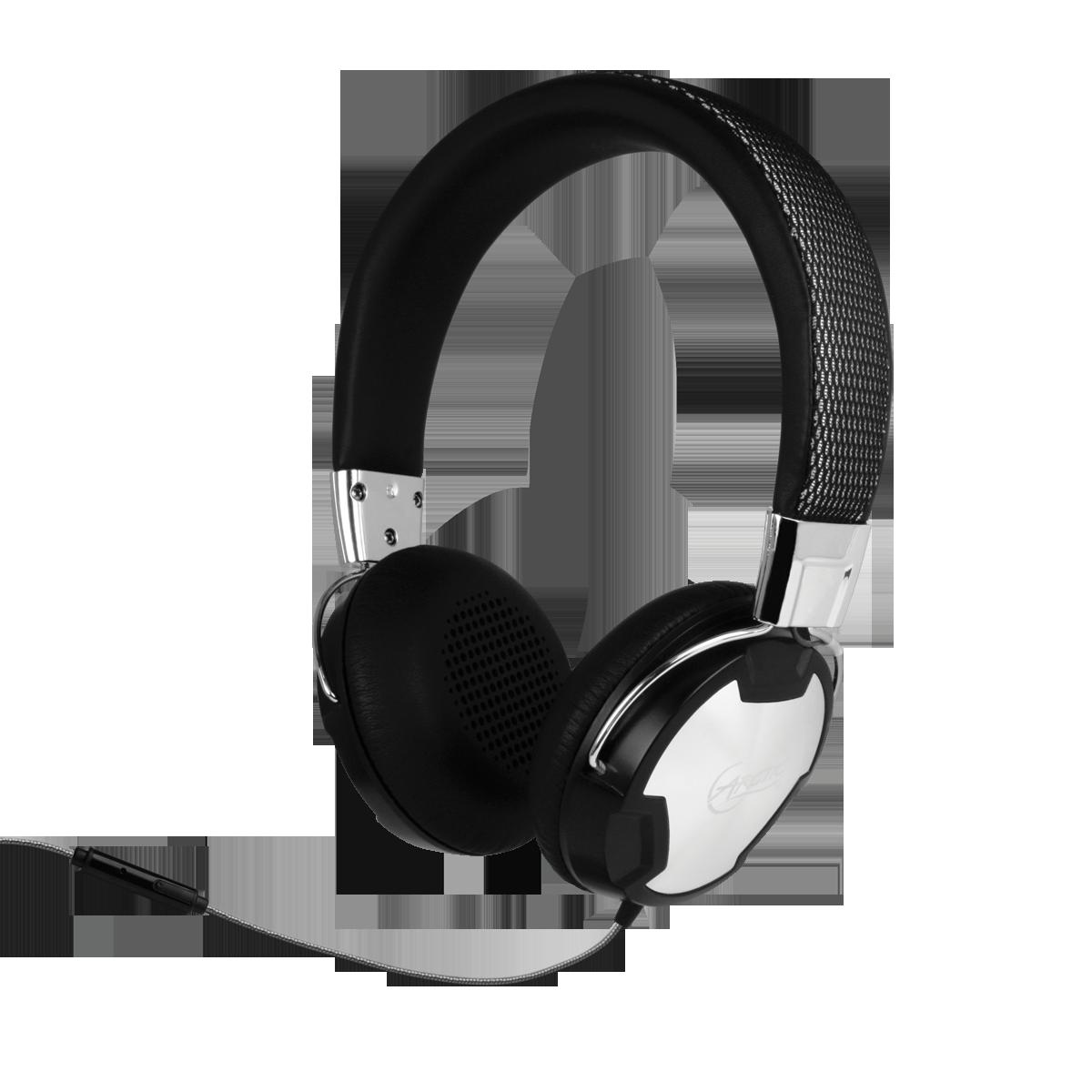 Studio Headphones with In-Line Microphone ARCTIC P614