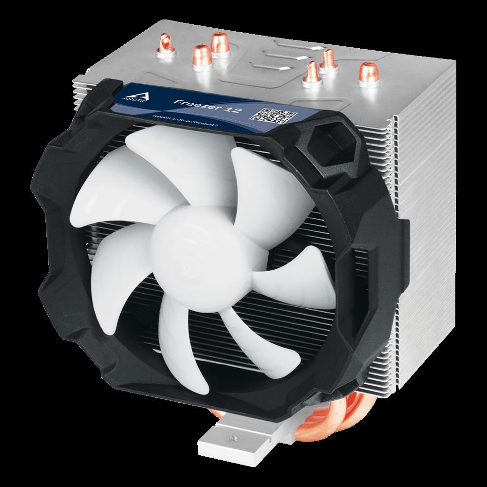Semi-passiver CPU-Kühler für AMD/Intel ARCTIC Freezer 12