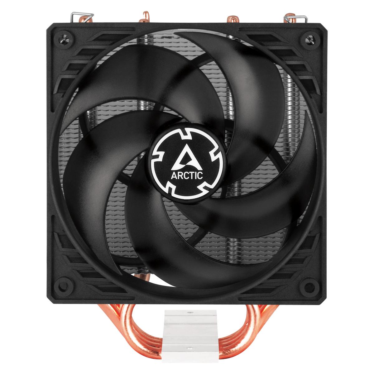 Tower CPU-Kühler mit 120 mm P-Lüfter ARCTIC Freezer 34 Vorderansicht